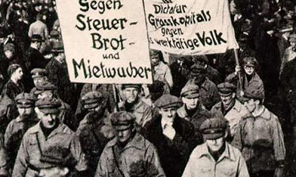 Weimar Variations Workers Chorus