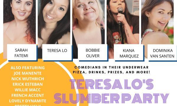 Teresa Lo's Slumber Party (February 2020)