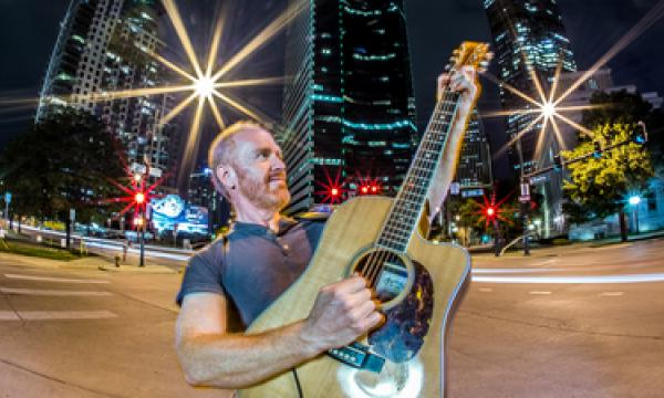 Mike Massé in Concert in Los Angeles: Epic Acoustic Classic Rock