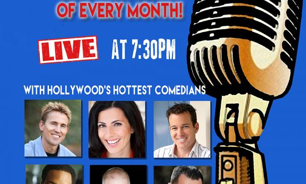 Live Comedy at Studio Movie Grill in Glendale