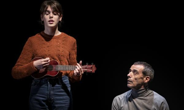 Andrés Corchero and Rita Corchero Pérez /Photo: Pep daudé