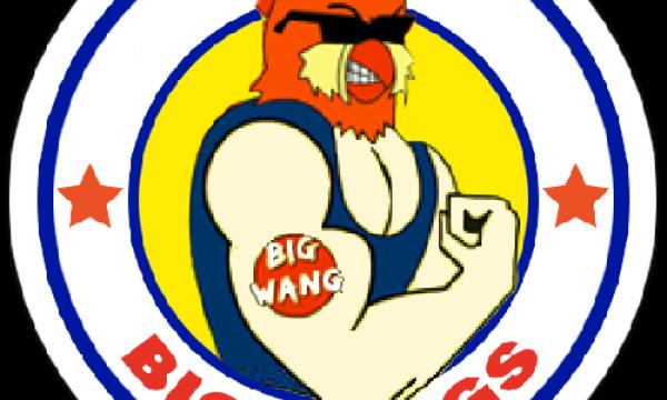 Big Wangs Tackles the Super Bowl Head On