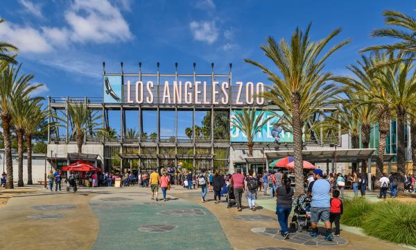 DC Presents: Reading with Zoo-per Heroes at the L.A. Zoo