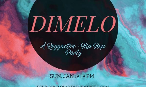 Dimelo: Reggaeton • Hip Hop Party