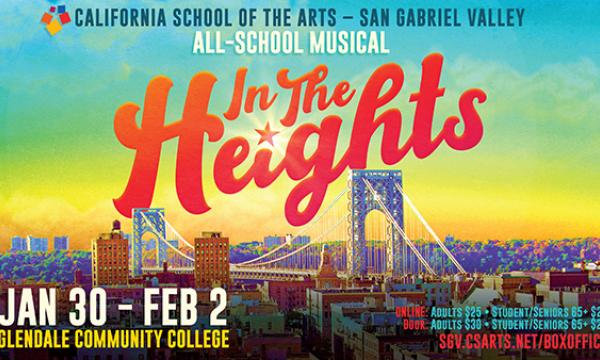 """In the Heights"" poster"