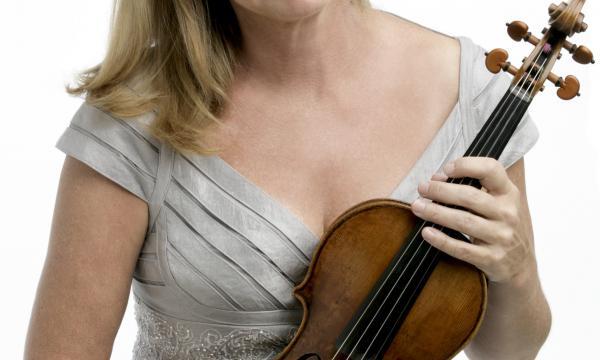 LACO Concertmaster Margaret Batjer