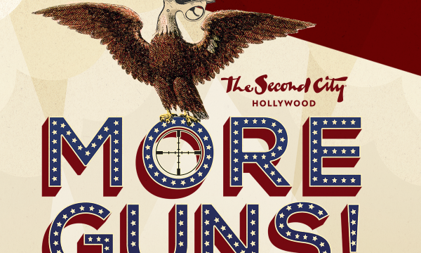 More Guns! A Musical Comedy About the NRA extended through April 25