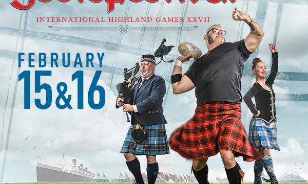 Queen Mary's ScotsFestival & International Highland Games XXVII