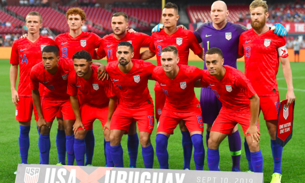 Main image for event titled U.S. Men's National Team vs. Costa Rica