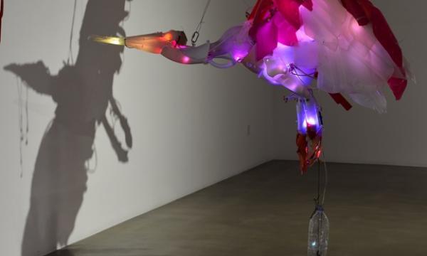 Cynthia Minet, Migrations: Spoonbill #4