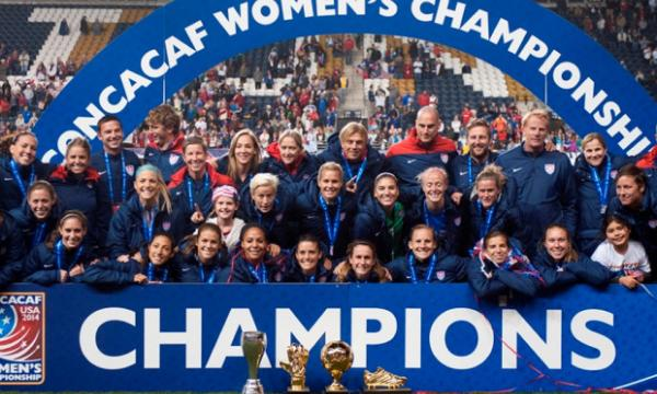 Main image for event titled CONCACAF WOMEN'S OLYMPIC QUALIFYING - FINALS