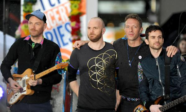 Main image for event titled Coldplay