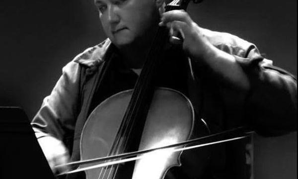 Cellist Maksim Velichkin