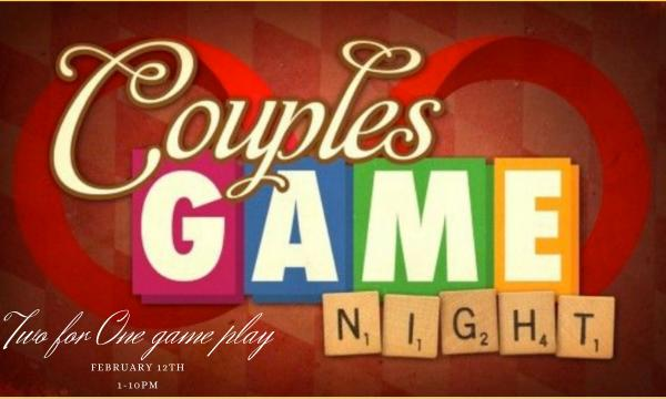 couples game night