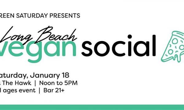 Main image for event titled Long Beach Vegan Social