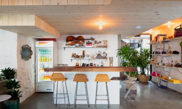 Treehouse Hollywood Cafe