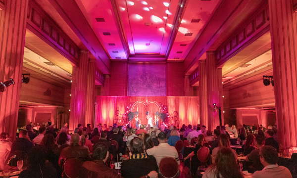 Queen Mary's Vintage Valentine Dinner Show