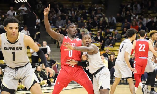 Main image for event titled Loyola Marymount Men's Basketball vs. Pepperdine