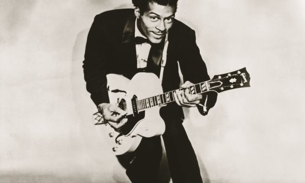 Reel To Reel: Chuck Berry: Brown Eyed Handsome Man