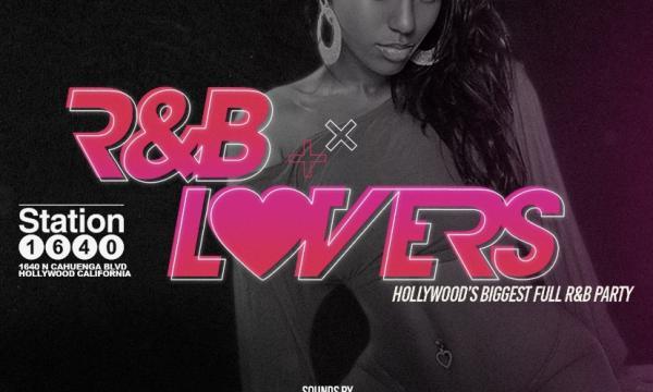 R&B Lovers Hollywood