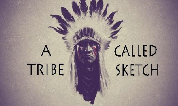 Main image for event titled A Tribe Called Sketch