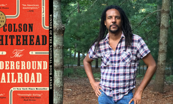 Main image for event titled Book Club: The Underground Railroad