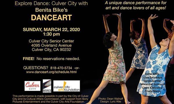 """Dancers performing """"Schoenfield Dances"""""""