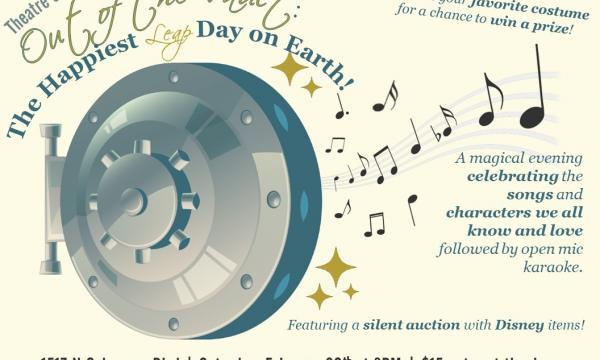 Out of the Vault: The Happiest Leap Day on Earth! Musical Variety Event