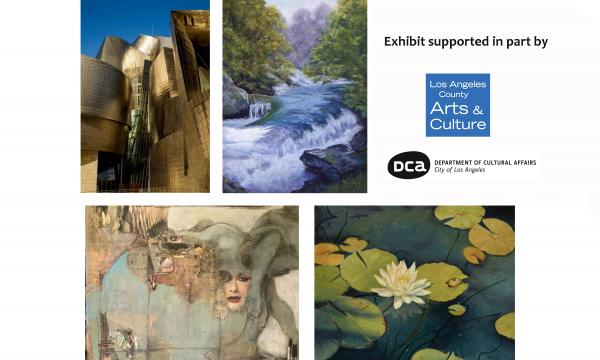 The Open Exhibit at the SFVACC:  Artists' Reception