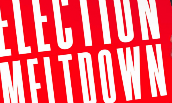 Main image for event titled Election Meltdown: Richard L. Hasen with Kristen Clarke