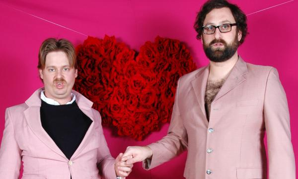 Main image for event titled Tim and Eric: 2020 Mandatory Attendance World Tour