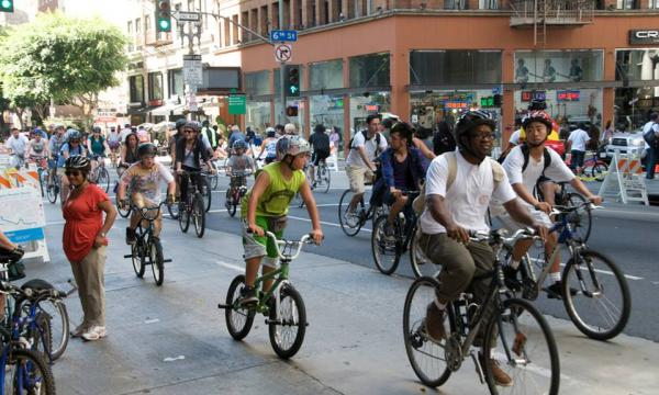Main image for event titled CicLAvia—South LA