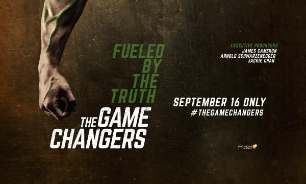 Main image for event titled THE GAME CHANGERS