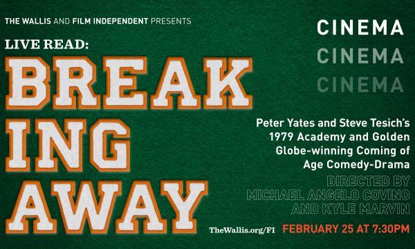 Live Read: Breaking Away