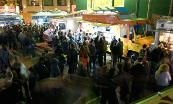Main image for event titled Abbot Kinney First Fridays