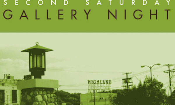 Main image for event titled NELAArt Second Saturday Night