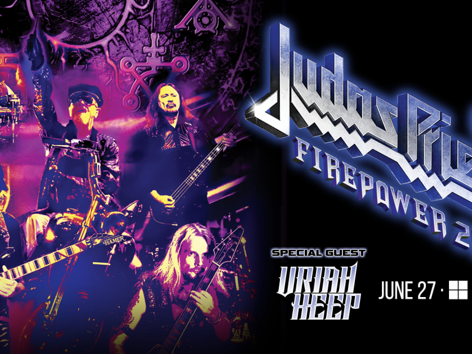 Main image for event titled Judas Priest