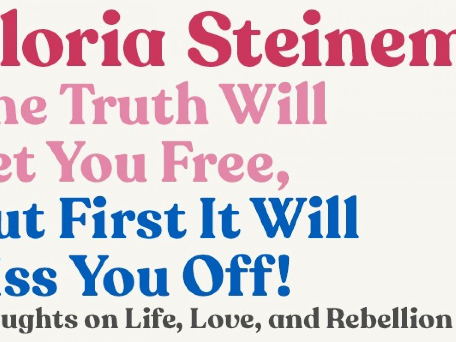 Main image for event titled Gloria Steinem x Jameela Jamil