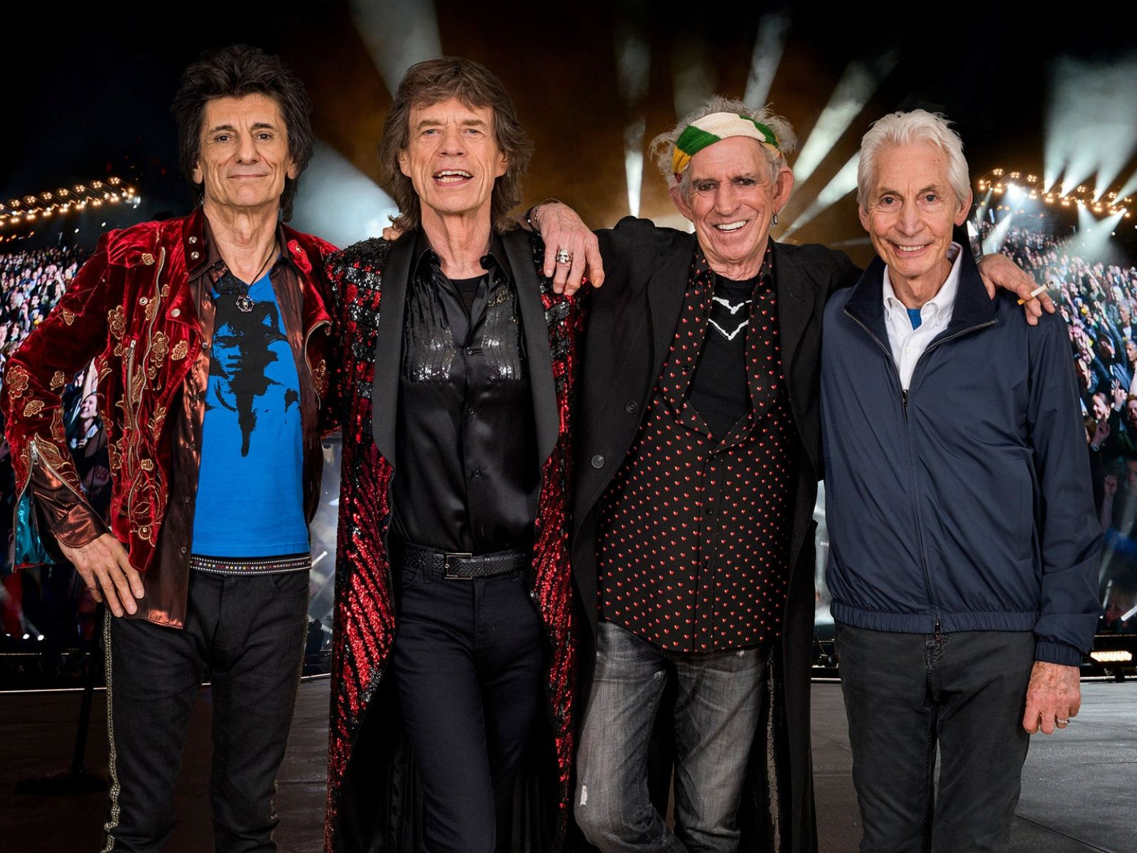 Main image for event titled The Rolling Stones