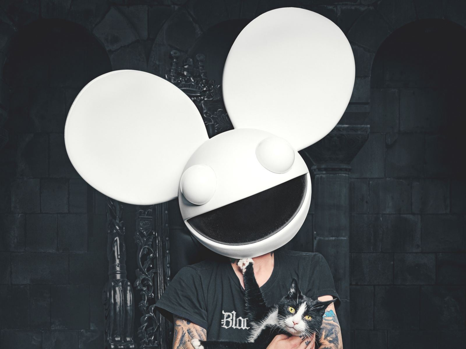 Main image for event titled deadmau5