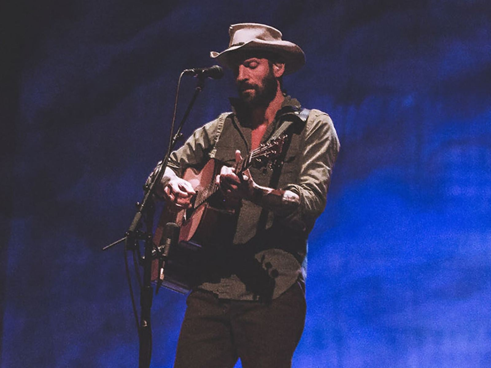Main image for event titled Ray LaMontagne
