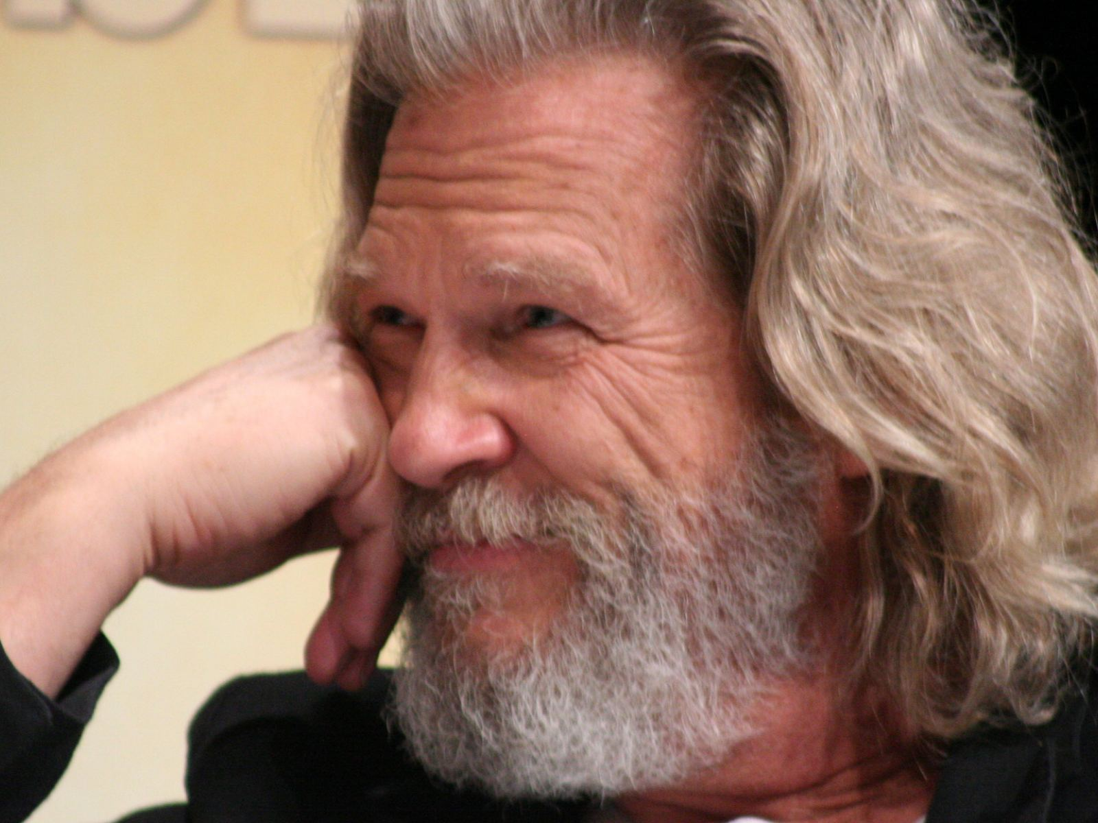 Main image for event titled Lebowski Fest - Jeff Bridges Live In Concert