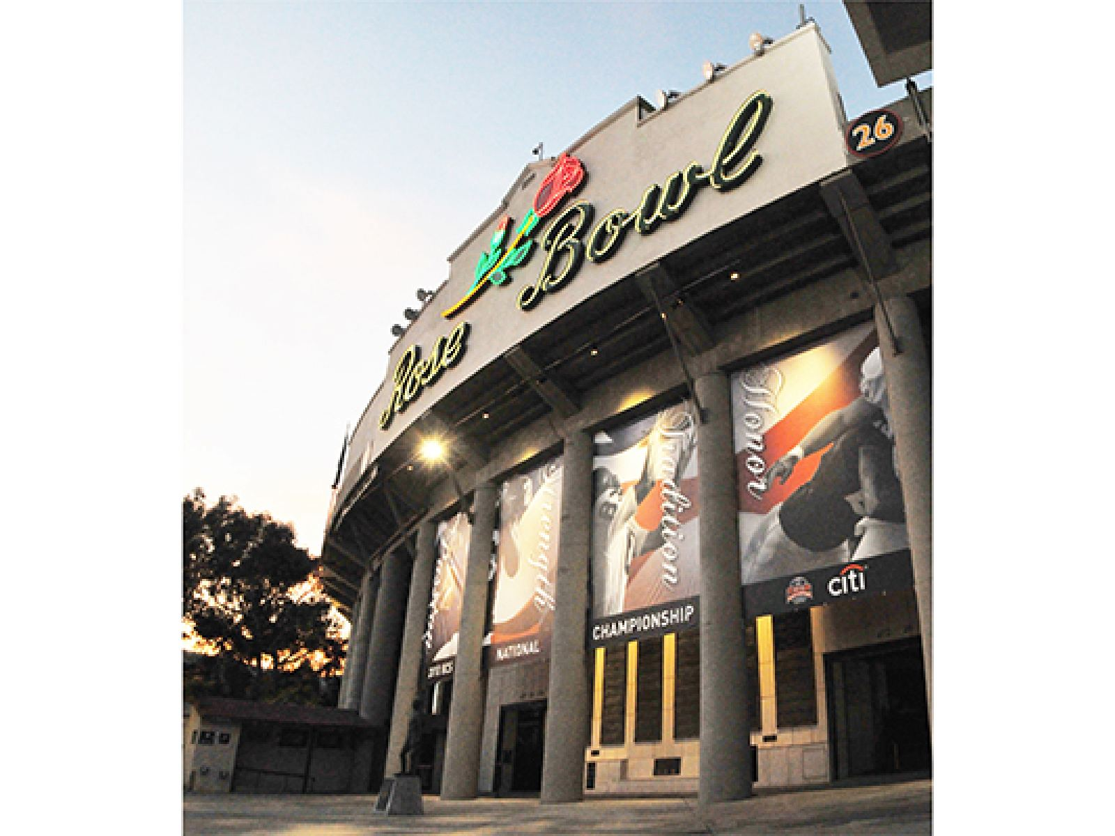 Main image for article titled FEATURED MEMBER: ROSE BOWL STADIUM TOUR