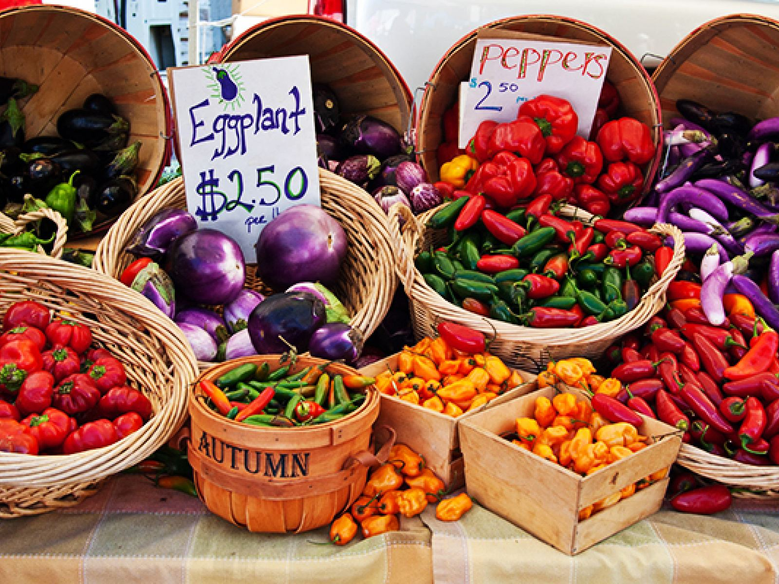Main image for article titled Los Angeles Farmers Markets