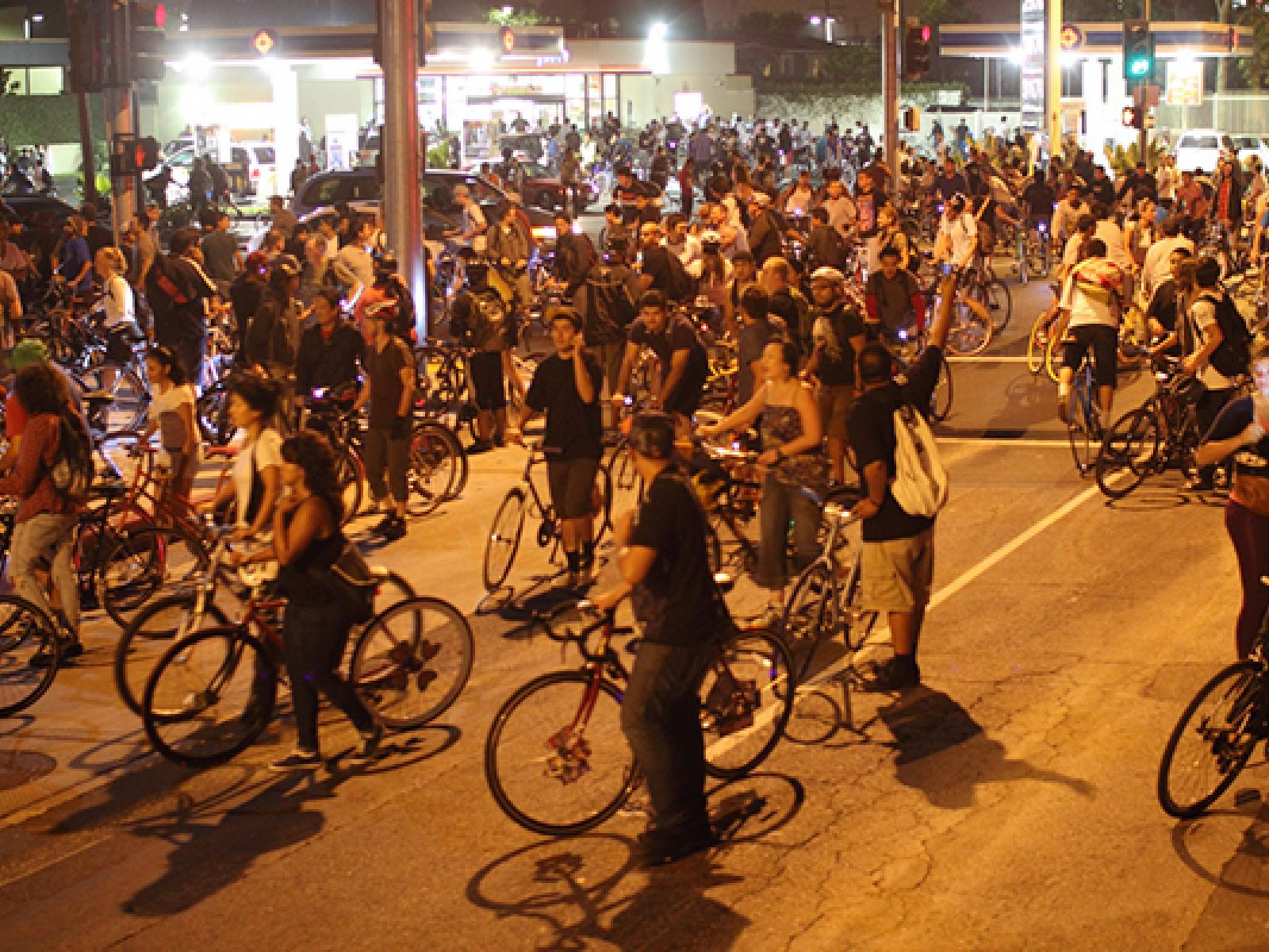 Main image for article titled Biking Events in Los Angeles