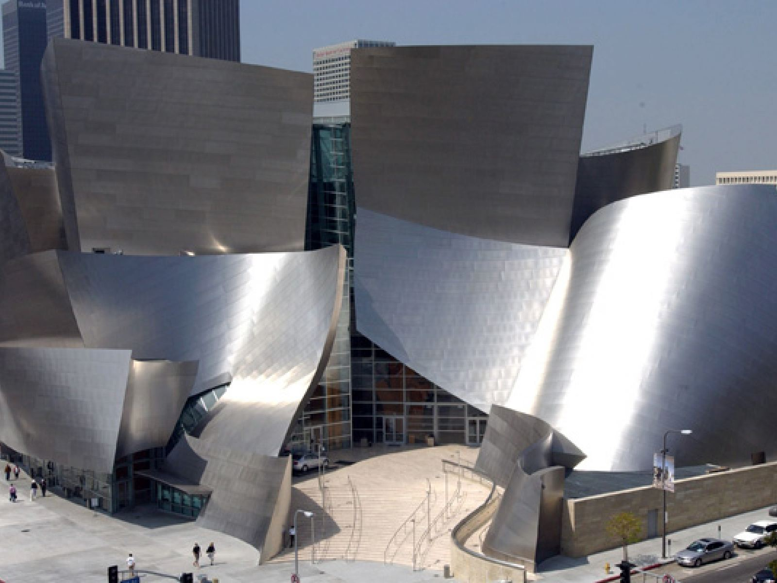 Main image for article titled L.A.'s Cutting Edge Architecture
