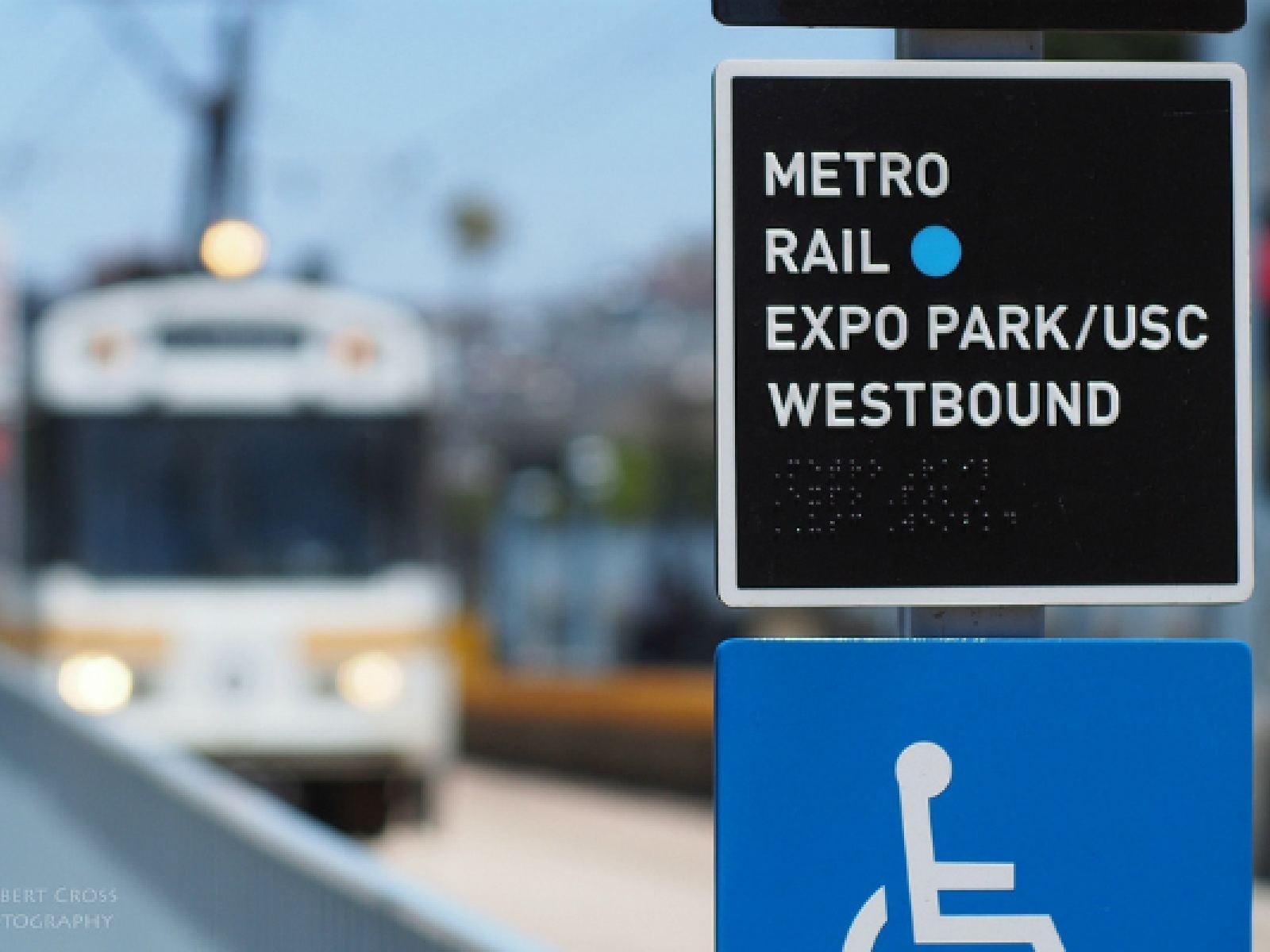 Main image for article titled Zugang zur Metro für Menschen mit eingeschränkter Mobilität