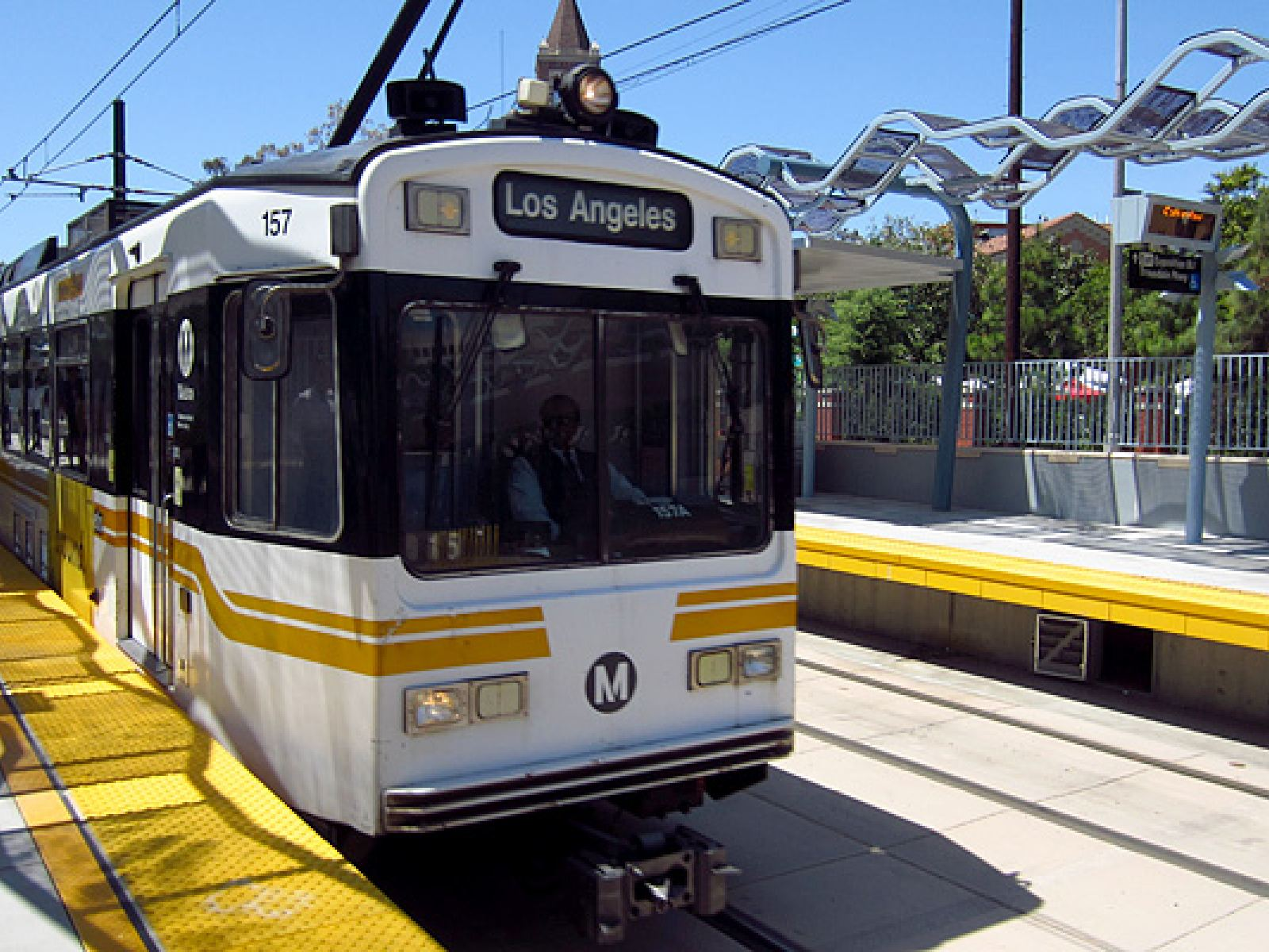 Main image for article titled Go Metro and Go Everywhere in L.A.