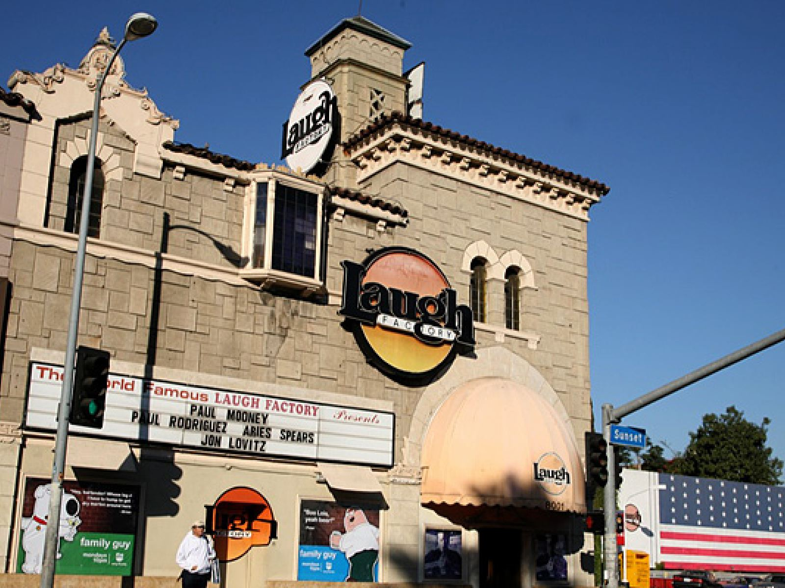 Main image for article titled Comedy Clubs in Los Angeles