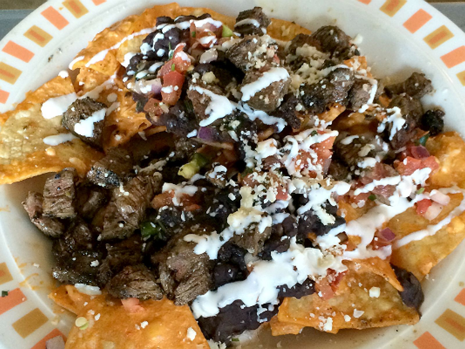 Main image for guide titled The Best Nachos in Los Angeles